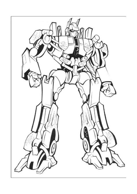 Coloring Foto by Free Printable Transformers Coloring Pages For