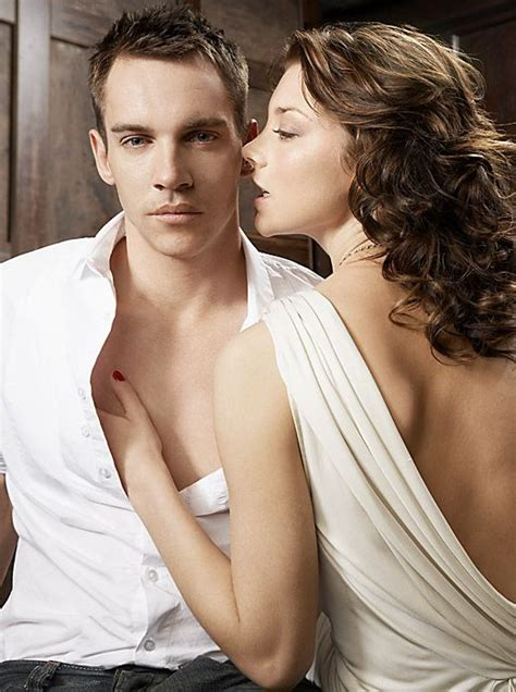 Natalie Dormer And Jonathan Rhys Meyers by Jonathan Rhys Meyers And Natalie Dormer Tudors