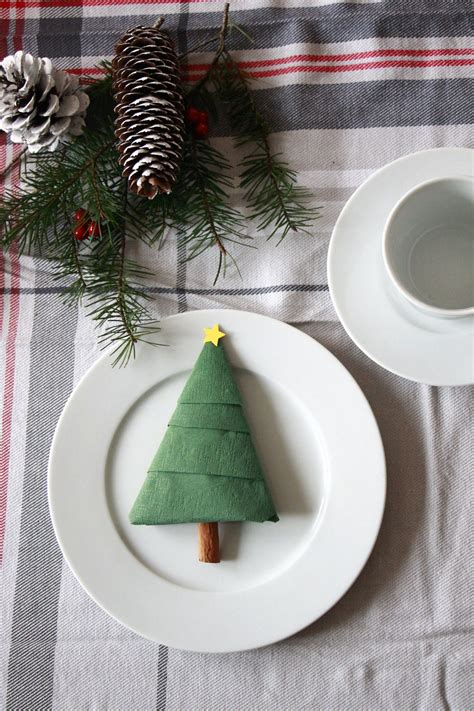 servietten tannenbaum falten servietten falten tannenbaum lavendelblog