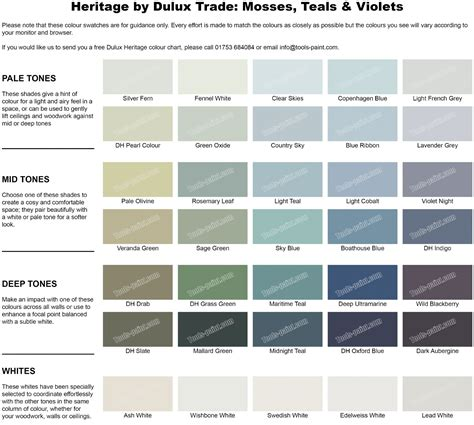 dulux heritage dh pearl colour