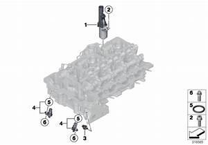 2014 Bmw X1 Actuator  Cylinder  Head  Engine  Electr  Add