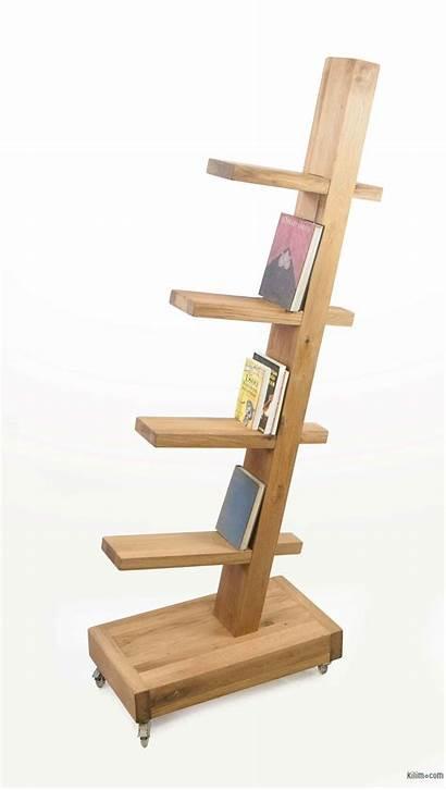 Bookshelf Solid Wood