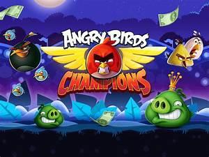 NEW! Angry Birds Champions Game Debuts on WorldWinner ...  Angry