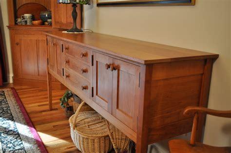 shaker sideboard plans plans diy   woodsmith