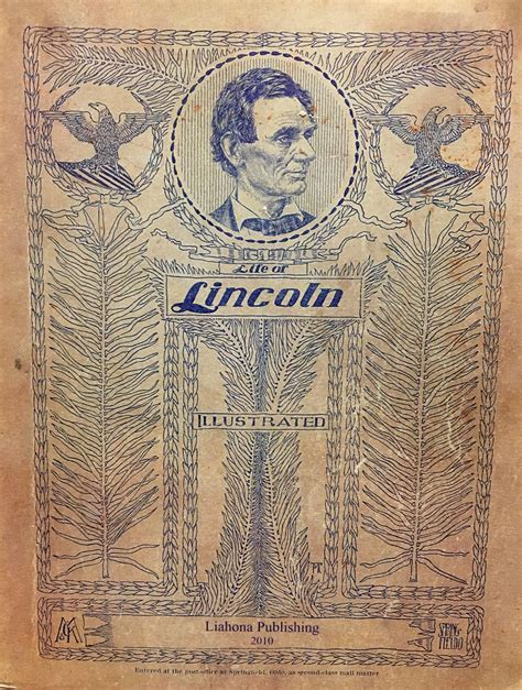 life abraham lincoln clifton nichols pages slightly