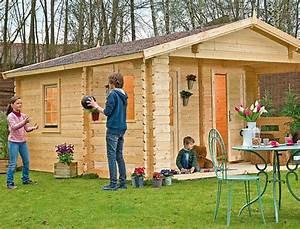Lame Bois Pour Construction Chalet : quel bois pour un abri de jardin ~ Melissatoandfro.com Idées de Décoration