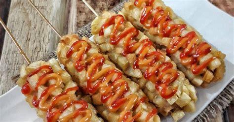 Untuk hidangan yang cepat dan praktis, kamu bisa mencoba mempraktikannya di rumah. 423 resep sosis kentang hottang enak dan sederhana ala rumahan - Cookpad