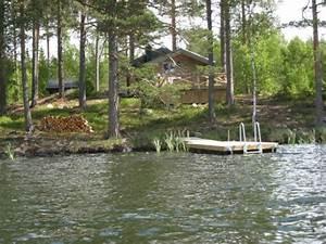 Hütte Im Wald Mieten : blockhaus am see mieten mit verl ngerung h tte in ljusfallshammar sterg tland ~ Orissabook.com Haus und Dekorationen