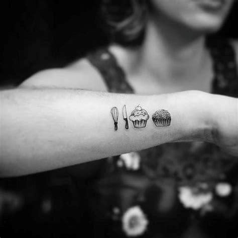 cupcake tattoo ideas  women styleoholic