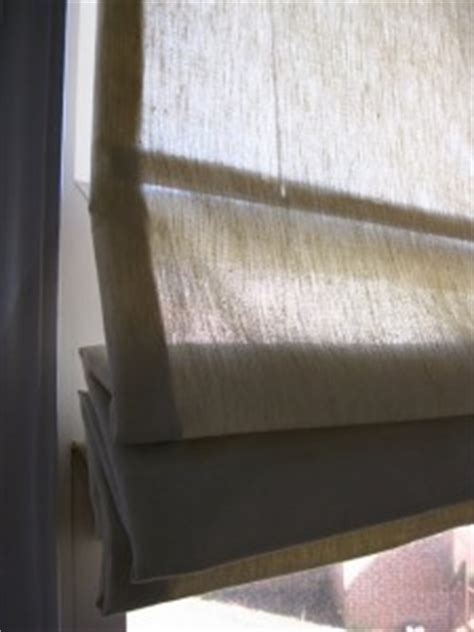 Doityourself How To Turn Miniblinds Into Roman Shades