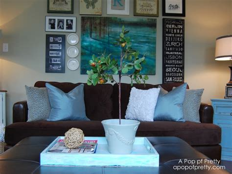 Living Room (gallery Wall) Makeover