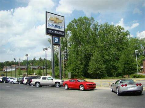 Chevrolet Buford Ga by Rick Hendrick Chevrolet Buford Car Dealership In Buford