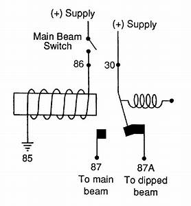 5 pin relay engineering articles With basic relay working