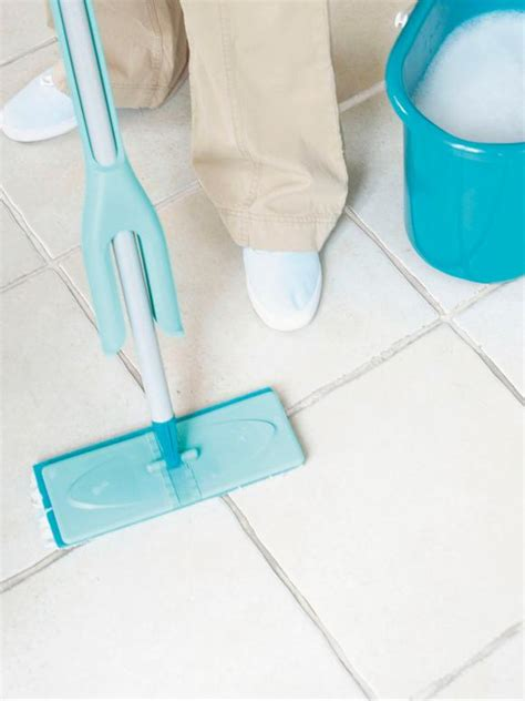 easy floor cleaning tips hgtv