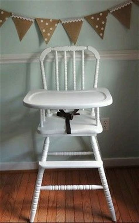 Lind High Chair White by 17 Best Ideas About Vintage High Chairs On