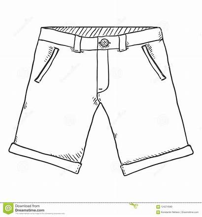 Shorts Sketch Casual