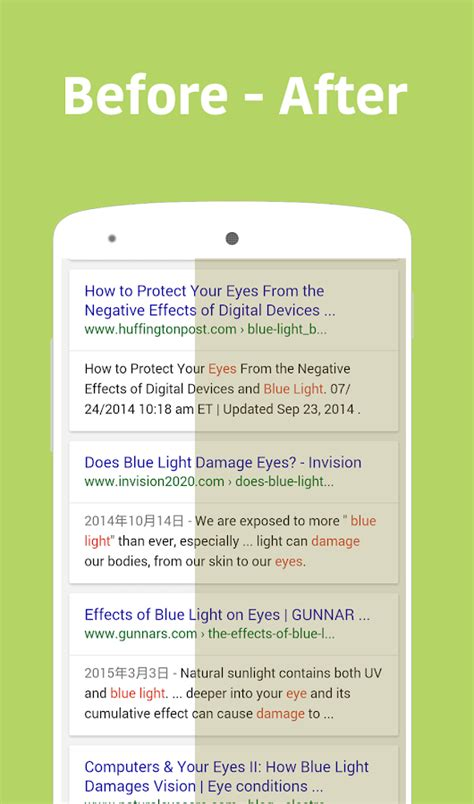 what does the blue light filter do bluelight filter night mode android apps on google play