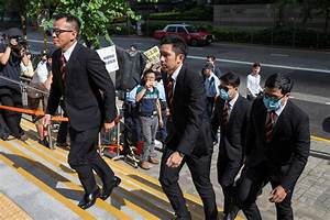 Hong Kong pro-democracy protester tells court of police ...