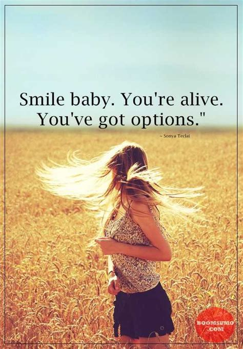 inspirational love quotes life thoughts smile baby