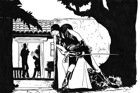 394 Best Images About Zorro Art On Pinterest