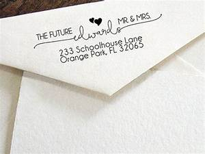 return address label etiquette wedding invitation return With best font for wedding invitation address labels