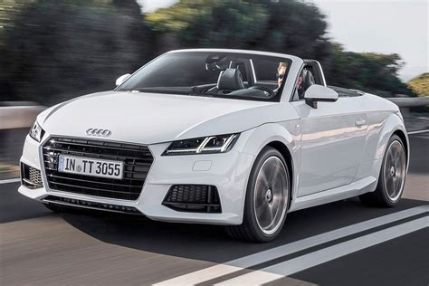 convertible audi used used 2016 audi tt convertible pricing for sale edmunds