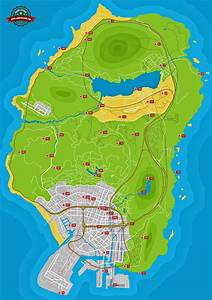 Spaceship Parts - Grand Theft Auto V Game Guide ...