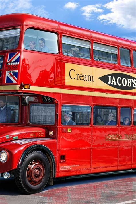 london bus wallpaper allwallpaperin  pc en