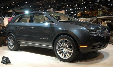 New Lincoln Aviator Likely To Debut As 2017 Model Year