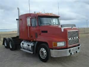 similiar mack cl truck sleeper keywords mack truck mack mack tractor sleeper ch613 truck