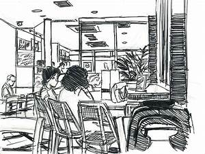 The gallery for --> Coffee Bean Sketch