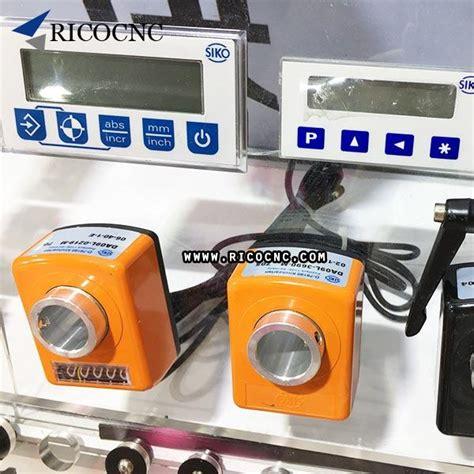 siko mechanical position indicator counter  edge banding machine