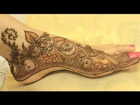 basic magical leafs pattern henna mehndimehendi designs