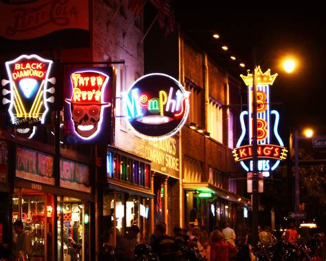 A Getaway to Memphis - The Infamous Beale Street Tickets ...