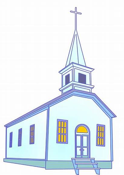 Church Building Clipart Clip Country Cliparts Library
