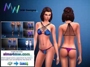 sims  clothing sets bikini