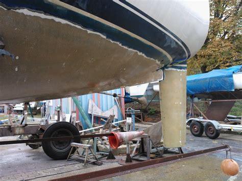 Osmose Polyester Boot by Preventie En Behandeling Van Osmose Bij Polyester Boten