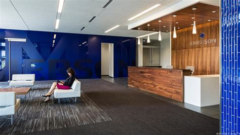 cool offices open views  spaces  emerson automation