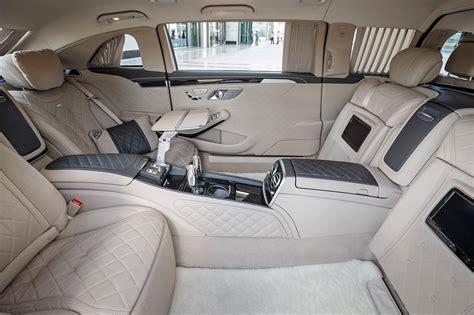 mercedes maybach pullman dubai backseat ride automobile
