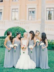 gray bridesmaids dresses 12 colors bridesmaid dress for the best chic 39 s world