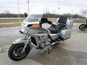 1985 Honda Gl 1200 Goldwing Interstate Touring For Sale On