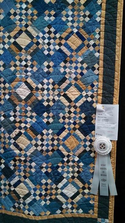 Quilt Ribbon Won Quiltingboard Nv Vegas Reply