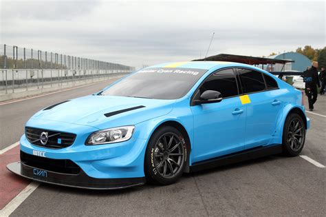 Volvo S60 Racing why is volvo racing and why is that important for us