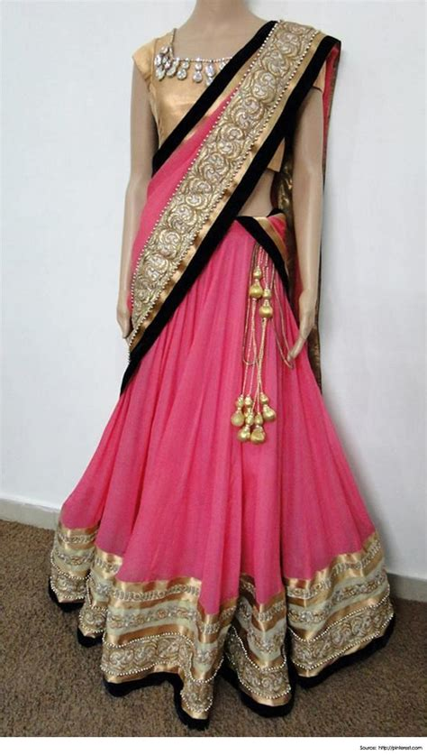 black and gold bedroom decor best 28 half saree designs for weddings half sarees