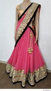 Best 28 Half Saree Designs for Weddings Latest Half Sarees