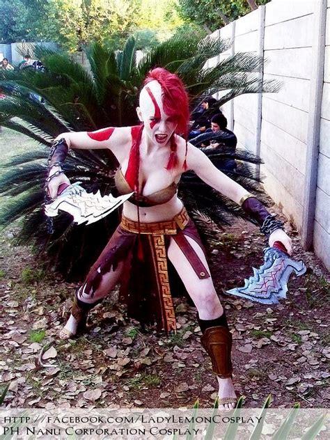 kratos god of war cosplay