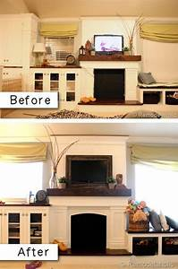 Diy, Remodeling, Ideas, On, A, Budget, Before, And, After, Photos