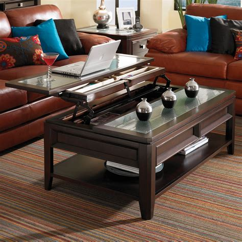 Coffee Table. astounding coffee tables that lift up: cool coffee tables that lift up storage
