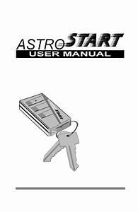Astrostart Remote Starter Rs