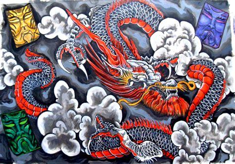 japanese dragon tattoos    check